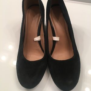 Shoes - 5 for $20 Item 💸 Black Wedge Heels from 🎯 Size 8